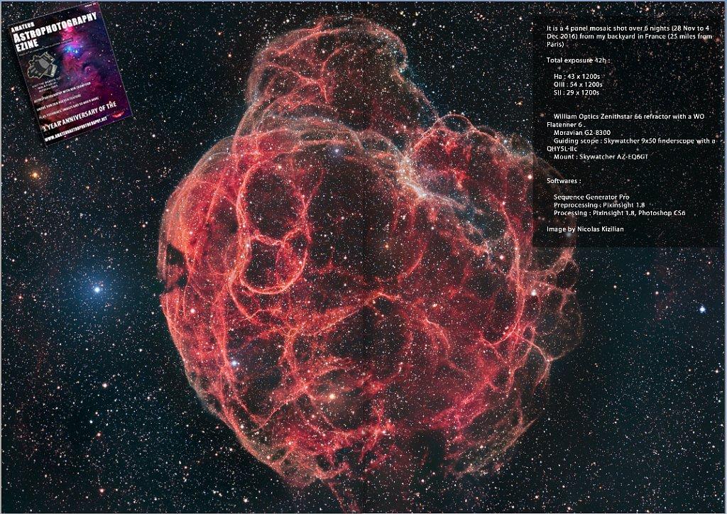 Astrophotography Magazine, N°35