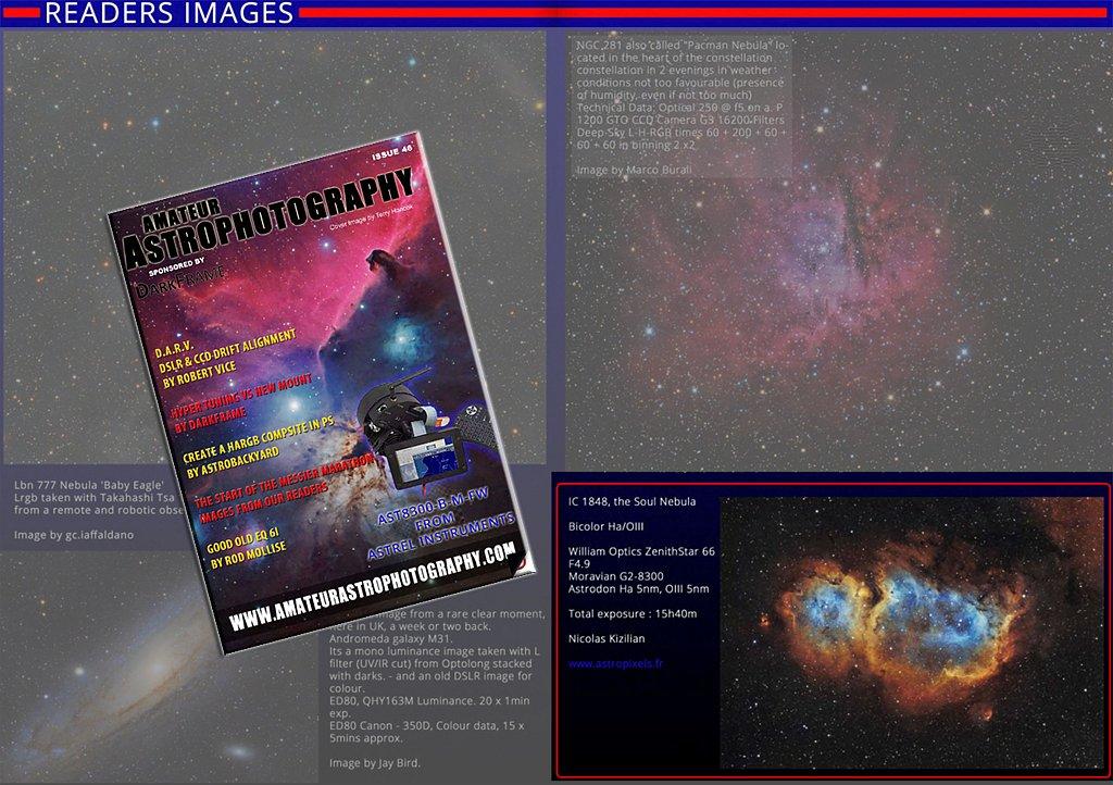 Astrophotography Magazine n°46