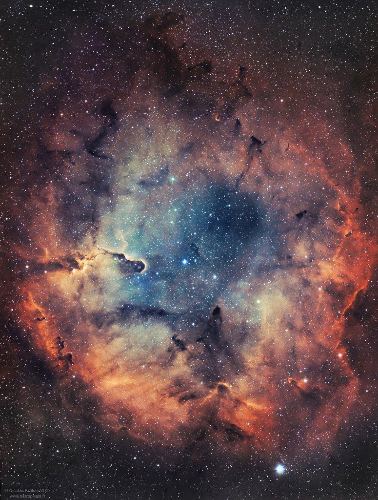 IC 1396, the Elephant Trunk's Nebula